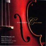 Cello Music CD cover