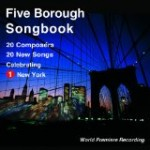 Five Boroughs Songbook CD cover